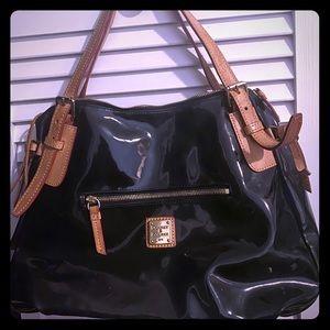Dooney & Bourke Patent Leather bag